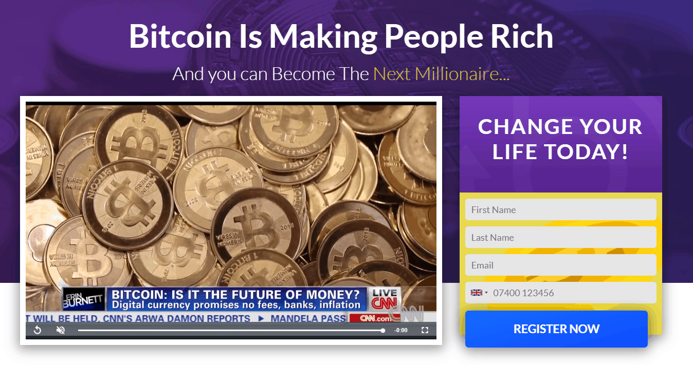 Bitcoin Revolution - Sign up today