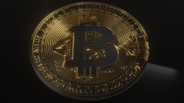 Big Golden Coin BTC